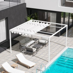 KELUX.IT - Alice Pergola Retrattile