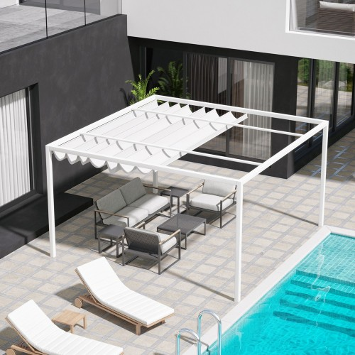 Alice Pergola Retractable
