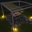 KELUX.IT - Alice Pergola Retractable