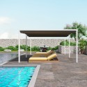 KELUX.IT - Gaia Pergola Retractable